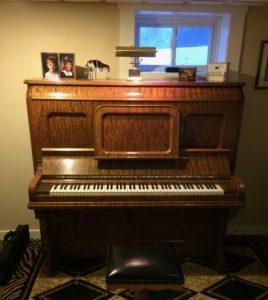 Behr Bros. Piano
